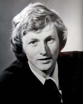 Enda Kenny back in 1977 – there is now more than a touch of déjà vu regarding the way we were and the way we are politically