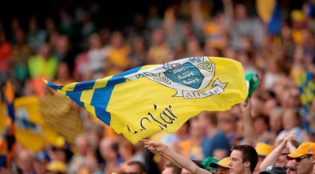 """Clare GAA chairman Joe Cooney has said the opening up of a €200,000 line of credit to prop up their finances was """"normal procedure"""" for the county at this time of year. Photo: Sportsfile"""