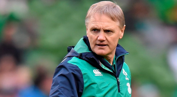 Joe Schmidt has received a ringing endorsement from New Zealand's most decorated rugby player as Richie McCaw tipped him to one day coach the All Blacks. Photo: Sportsfile