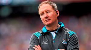 Dublin manager Jim Gavin Photo: Sportsfile