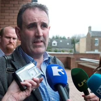 Transdev managing director Gerry Madden. Photo:Leah Farrell/RollingNews.ie