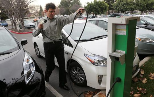 It should soon be possible to power cars 'on the move'.