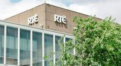 The RTE building in Montrose