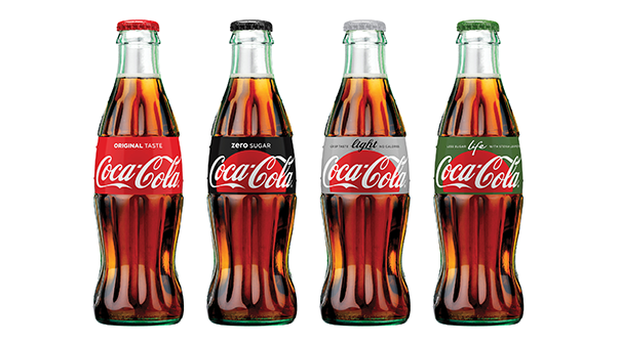 Here's how the new Coke bottles will look