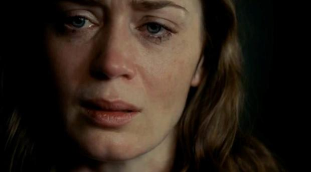 Emily Blunt stuns in The Girl on the Train trailer