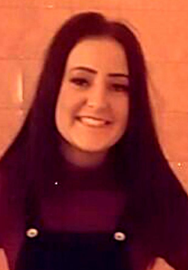15-year-old Paige Doherty. Photo: Police Scotland/PA Wire