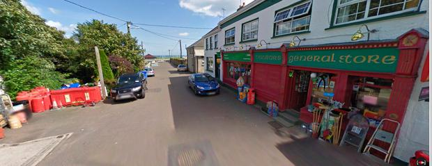 Dunbar's shop and post office, Courtown, Co Wexford. Picture: Google Maps