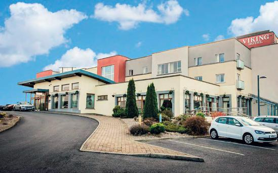 The Viking Hotel in Co Waterford is available for €4m.