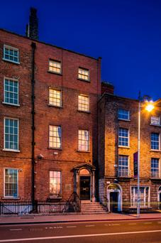 DTZ is quoting €3.5m for 10 Ormonde Quay in Dublin.