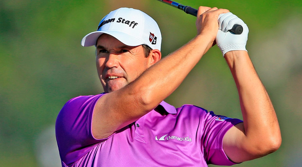 Padraig Harrington expressed his disappointment at his performances in his nine events on the US circuit this season Photo: David Cannon/Getty Images
