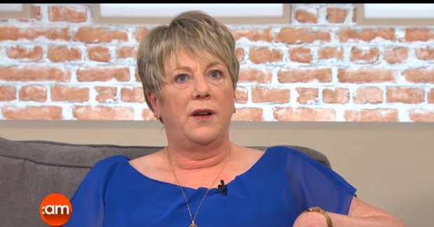 Patricia Melia on Ireland AM/TV3
