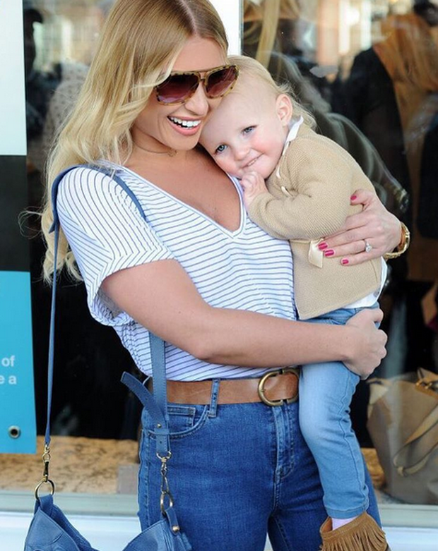 Billie Faiers and Nelly Shepherd/Instagram