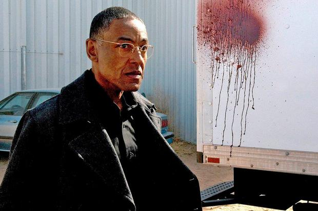 Giancarlo Esponito as Gus Fring in Breaking Bad