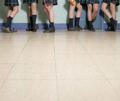 Teenage schoolgirls in all girls schools are more likely to develop eating disorders than their counterparts in mixed schools
