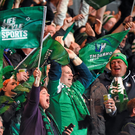 Connacht supporters are snapping up the last few tickets for the crunch Pro12's clash at home to Glasgow Warriors. Photo: Stephen McCarthy/Sportsfile