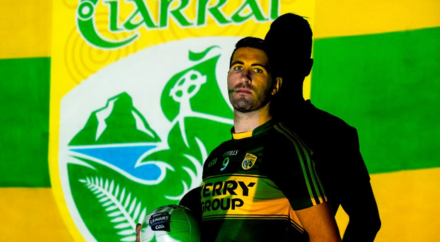 Bryan Sheehan looks set to start for Kerry in Sunday's league final with Dublin. Photo: Brendan Moran / Sportsfile