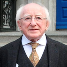Michael D Higgins. Photo: Mark Doyle