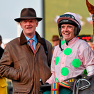 "Ruby Walsh: ""Willie has had an incredible influence on my life"" Photo: Sportsfile"