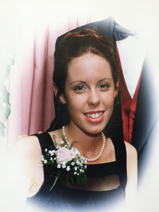 Lisa passed away after contracting meningococcal septicaemia in 1997