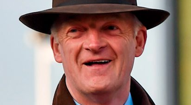 Trainer Willie Mullins Photo: Seb Daly / SPORTSFILE