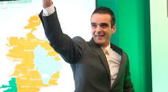Joe Healy the new IFA president. Photo: Damien Eagers