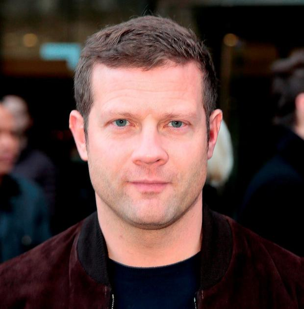 X Factor's Dermot O'Leary. Photo:: Daniel Leal-Olivas/PA Wire