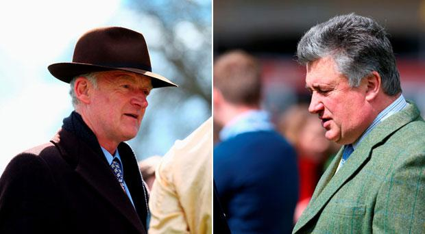 Wilie Mullins and Paul Nicholls