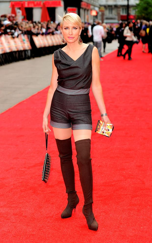 Heather Mills Attends The World Premiere Of StreetDance 3D At Empire Leicester Square On May 10 2010 In London England Photo By Gareth Cattermole Getty