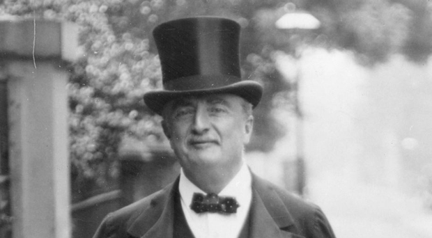 'When John Redmond, the leader of the Irish Parliamentary Party at Westminster, urged the Volunteers to partake in the great struggle against German imperialism, it was inevitable that many Gaelic players would be swept up in the vast recruitment drive' Photo: Getty