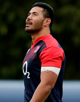 Leicester star Manu Tuilagi Photo: Reuters / Henry Browne
