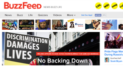 BuzzFeed isn't alone in feeling the pinch