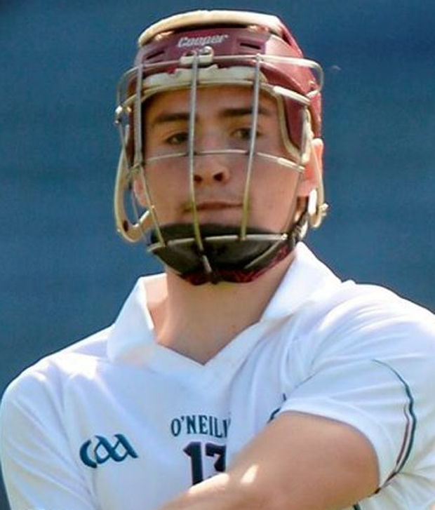 Gerry Keegan picked up eleven points for Kildare Photo: Sportsfile