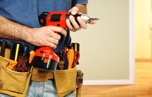 If you employ a tradesman to carry out a service for you, by law he is required to do so with proper care and attention.