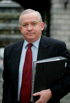 HIGH COURT: Judge Moriarty struck down certain subsections of the Criminal Justice Act. Photo: Tom Burke