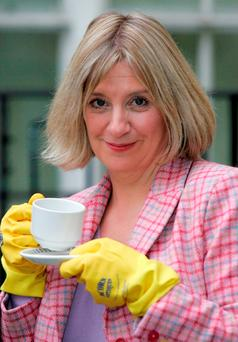 MOULD-BREAKER: Victoria Wood, who left the stage last week. Photo: Peter Jordan/PA Wire