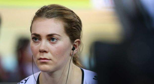 Jess Varnish said she had been subject to sexism. Getty