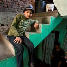 Raj Kumar Khatri (10) at his aunt's rented apartment in Sanipa, Kathmandu. Photo: Mark Condren
