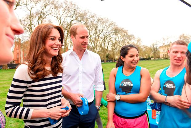 The Duke and Duchess of Cambridge and Prince Harry are spearheading a new campaign called Heads Together in partnership with inspiring charities