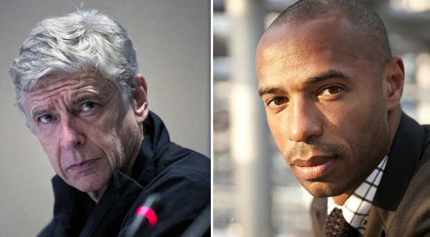 Thierry Henry believes Arsene Wenger
