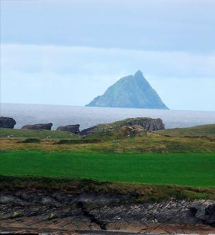 Visits to Skellig Michael are allowed from May to October. Photo: Damien Eagers
