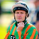 Jockey Pat Smullen. Photo: Mike Egerton/PA Wire.