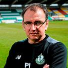 Pat Fenlon: needs a victory in Cork. Photo: Sam Barnes / Sportsfile