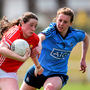 'Cork came from two points down at half-time to win by seven against Dublin, outscoring the Sky Blues by 0-11 to 0-2 in the second half' Photo: Sportsfile