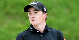 Bank of Ireland and Paul Dunne have agreed a sponsorship deal Photo: Lintao Zhang/Getty Images