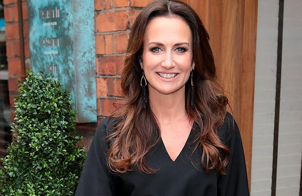 Lorraine Keane at Leigh Arnold's FirstLight Charity lunch at Fade Street Social Dublin. Picture: Brian McEvoy