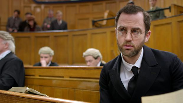 Trial of the Century on TV3 - Episode 1 - Mark Huberman as George Gavan Duffy