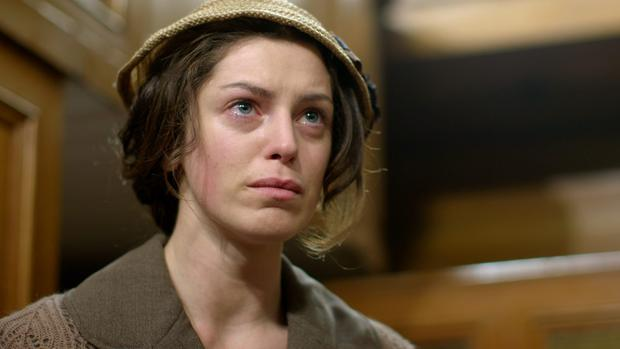 Trial of the Century on TV3 - Episode 1 - Aoibhinn McGinnity as mum Catherine Foster