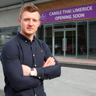 Joe Canning will be opening the Camile Thai restaurant in Limerick in June Photo: Liam Burke/Press 22