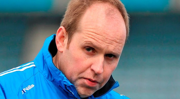 Dublin manager Greg McGonigle was critical of Cork's conduct Photo: Sam Barnes / SPORTSFILE