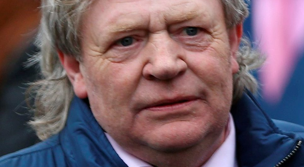 Mouse Morris expressed his confidence in Rule The World's ability to race in the Punchestown Festival Photo: Michael Steele/Getty Images
